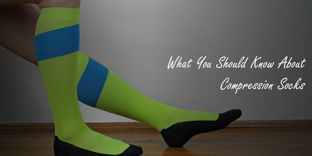 What you should know about compression socks