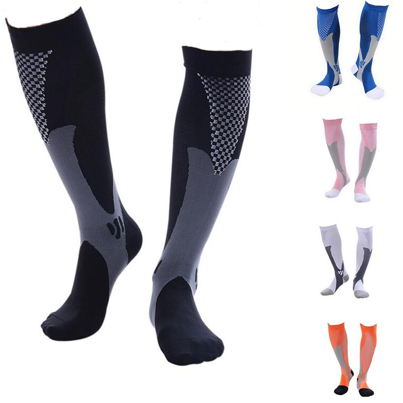 Athletic Running Pregnancy Health Compression Socks - 5 Pack + Free 2 Pairs