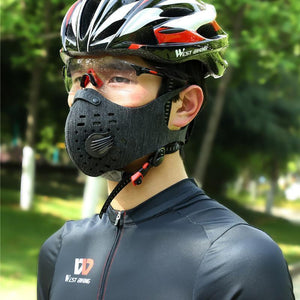 Carbon Filters for your Cycling Carbon Mask