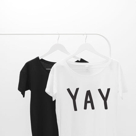 5 Hand Lettered T-Shirts to Motivate and Inspire