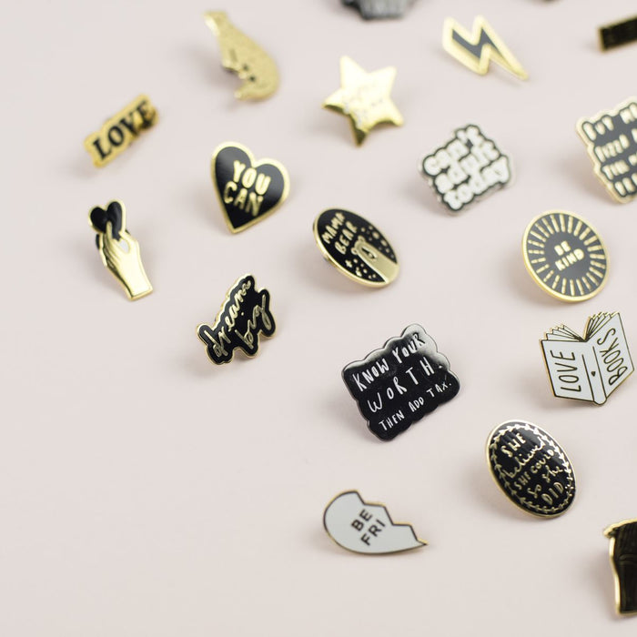 Enamel Pin Collection 2021