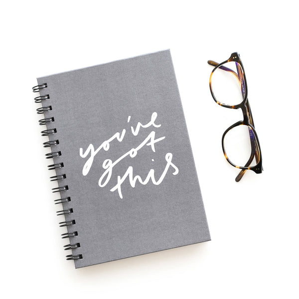 New You've Got This Ring Bound Notebook