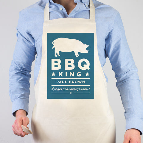 Old English Company - BBQ King Apron