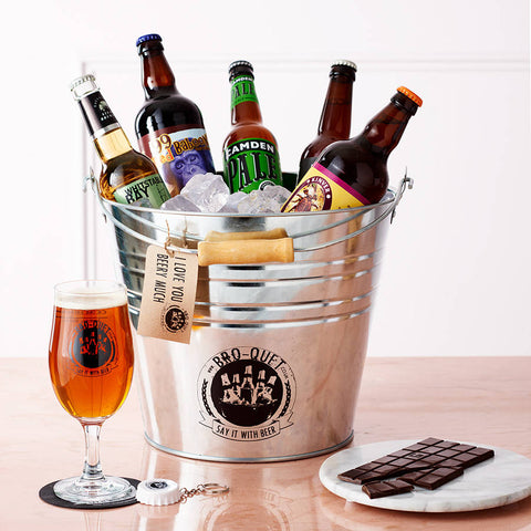 Not On The High Street - Beer Bouquet
