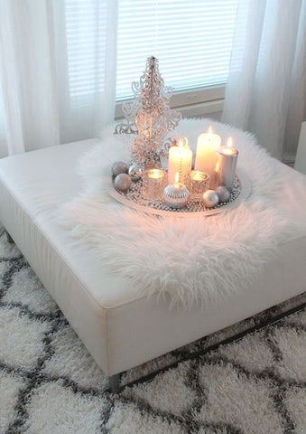 Winter Candle Trend