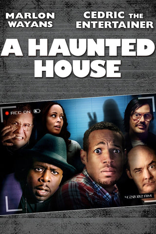 A haunted House Film