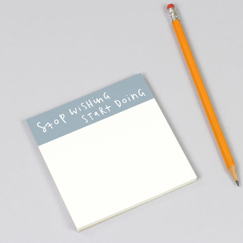 stocking filler notepad