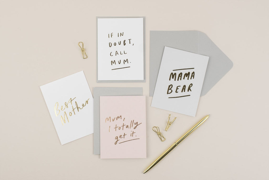 Mother's Day Small Card Collection 2021