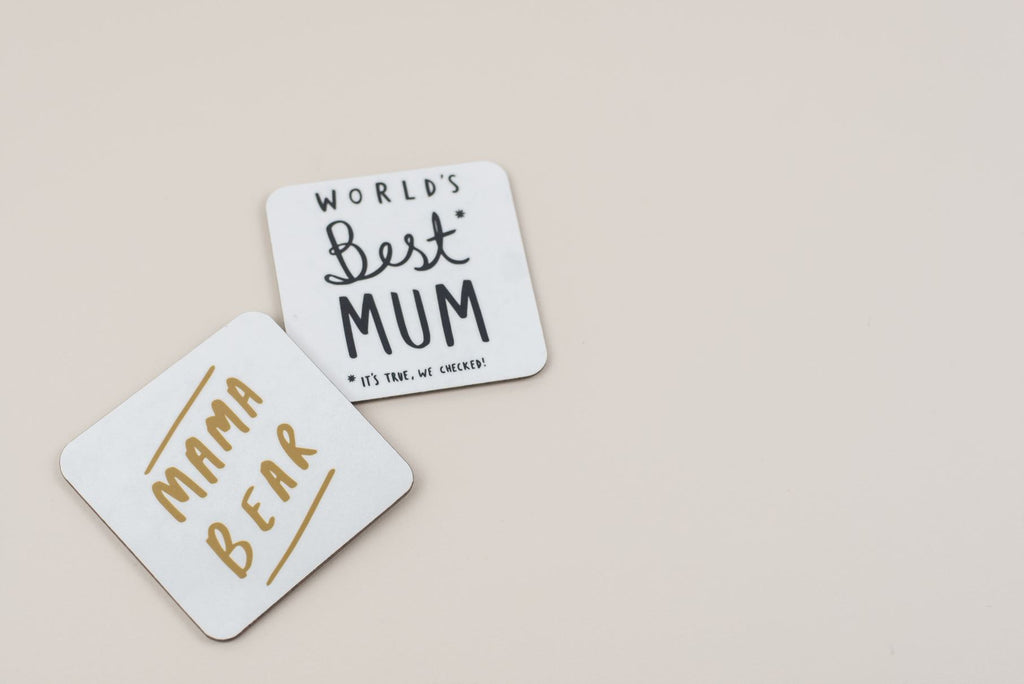 Mother's Day Coasters 2021