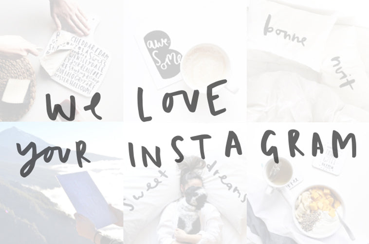 we love your instagram