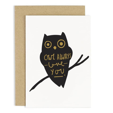 Owl Always Love You Card
