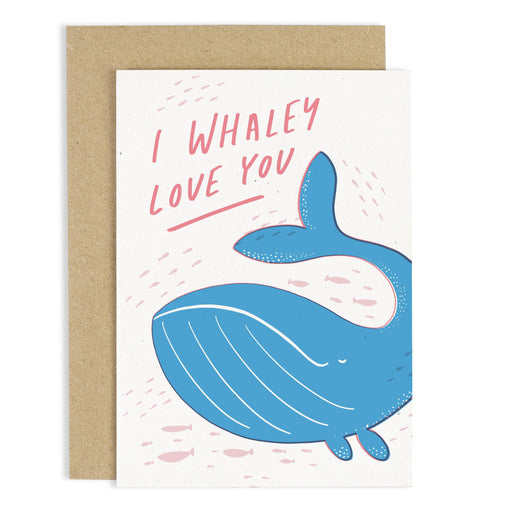 Whaley Love You Card