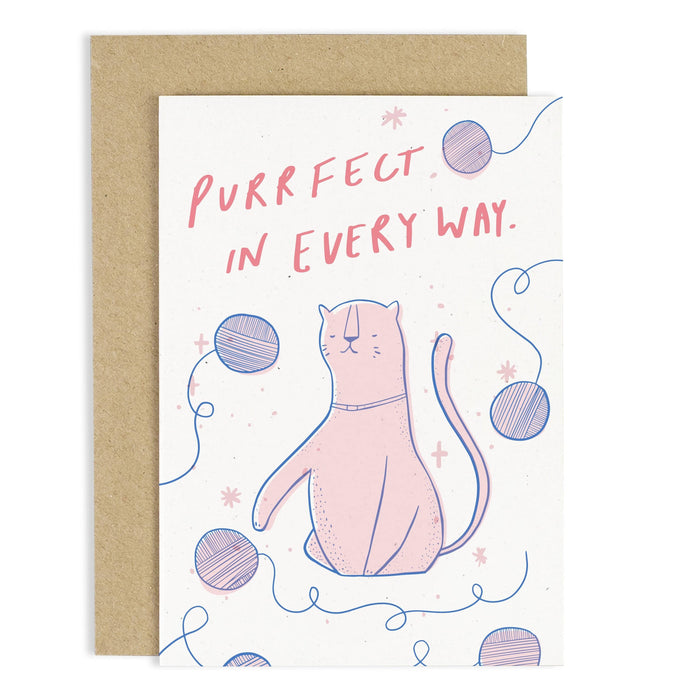 Perfect in Every Way Greeting Card