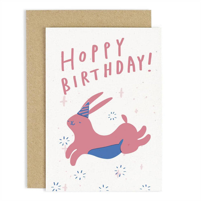 CCB18 Hoppy Birthday Card