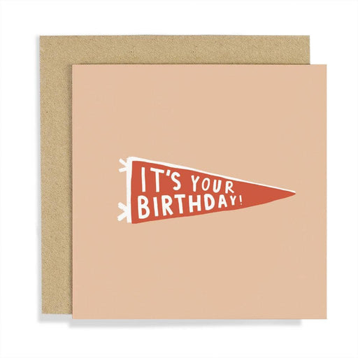 CCBT14 It's Your Birthday Card