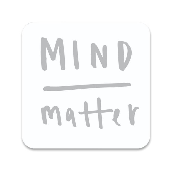 Mind Over Matter Coaster