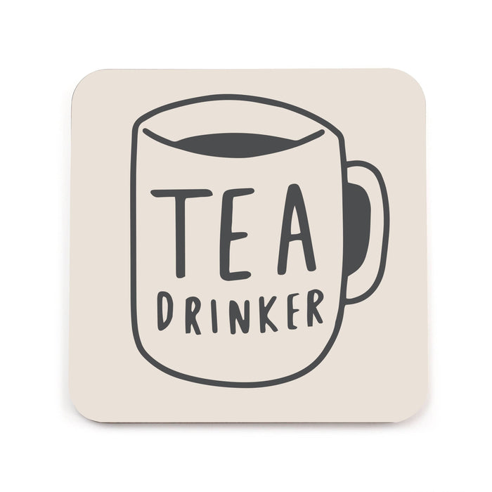 Tea Drinker Coaster