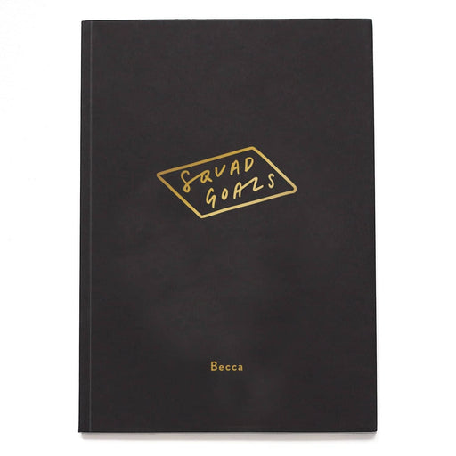 Squad Goals Personalised Notebook