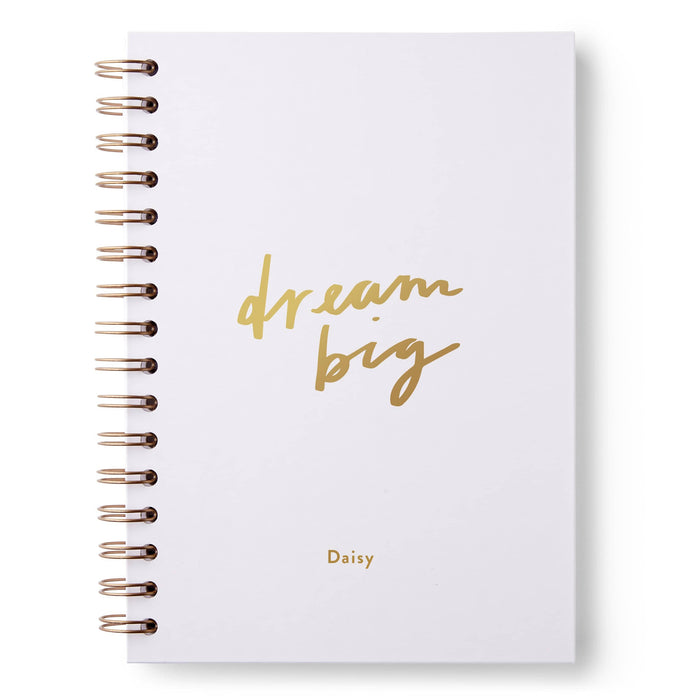 Dream Big Hardback Notebook