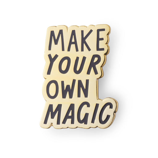 Make your own magic enamel pin