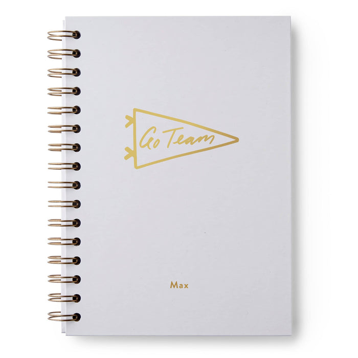 Go Team Hardback Notebook