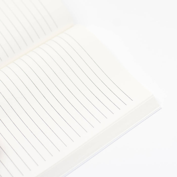 Lined Pages Inside Of Personalised Notebooks