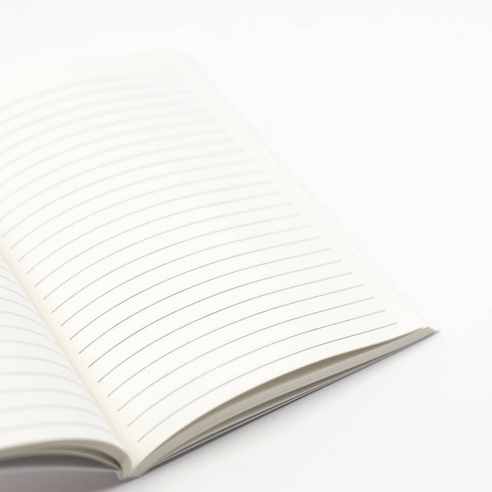 Example of Lined Pages In Personalised Notebooks