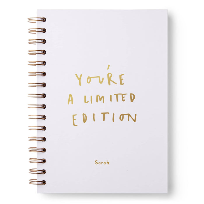 You're Limited Edition Hardback Notebook