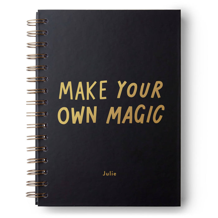 Make Your Own Magic Hardback Notebook