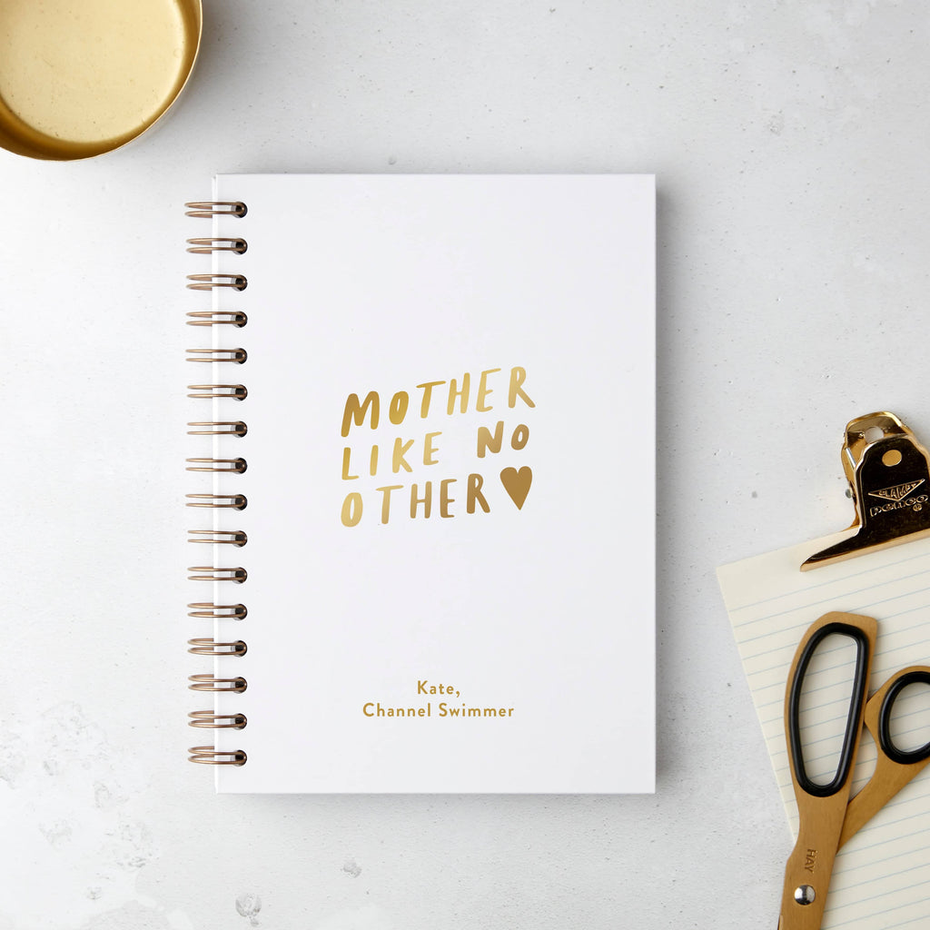 Mother Like No Other Wiro Notebook