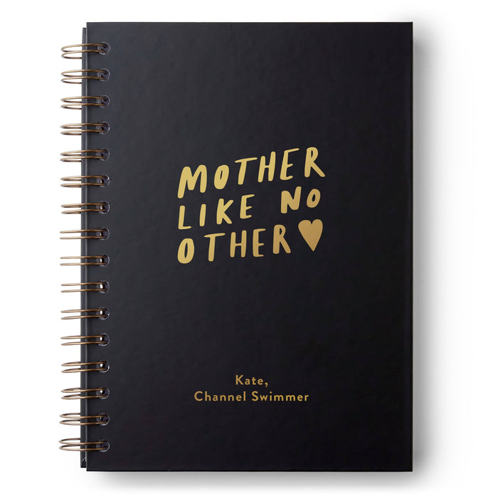 Mother Like No Other Hardback Notebook