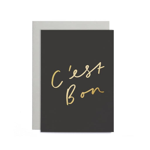 c'est bon small card