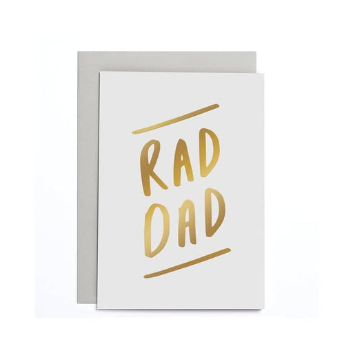 Rad Dad Small Card