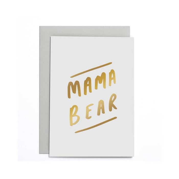 Mama Bear Small Card