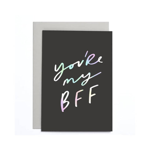 You're my BFF Small Card