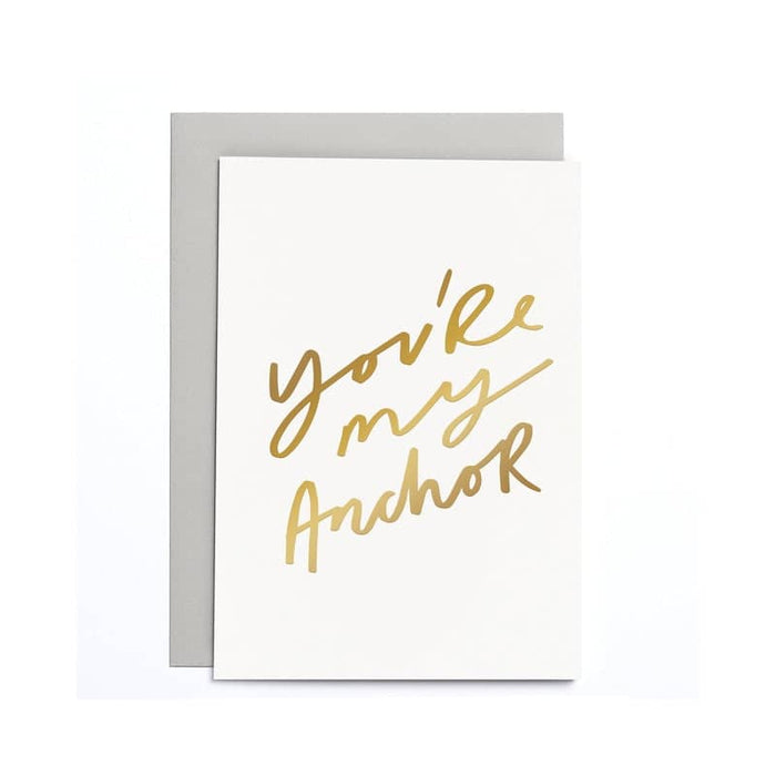 You're My Anchor Small Card