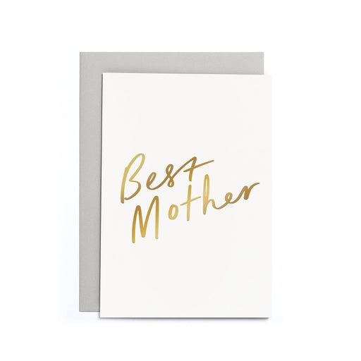 Best Mother Mother's Day Card