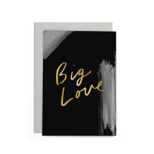 Big Love Small Card