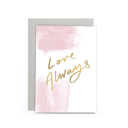 Love Quote Small Card