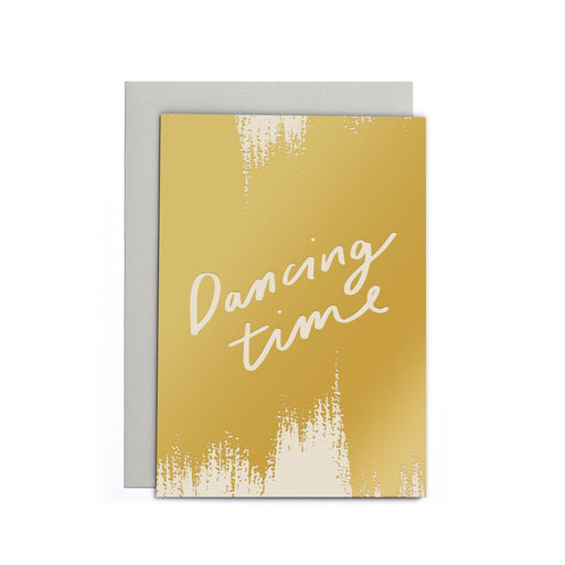 Dancing Time Small Card