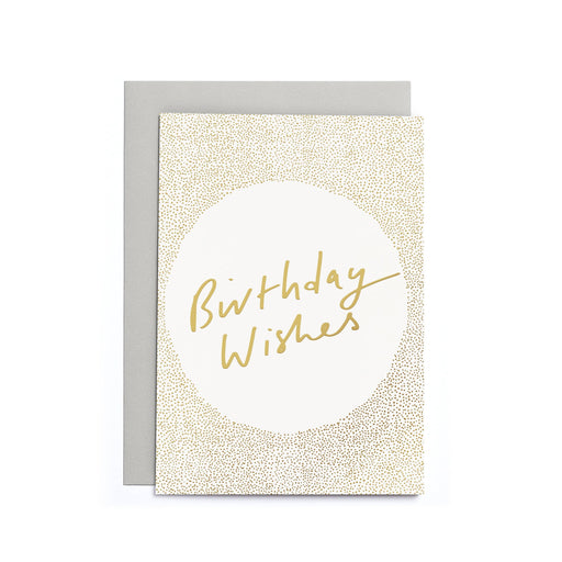 Birthday wishes small card