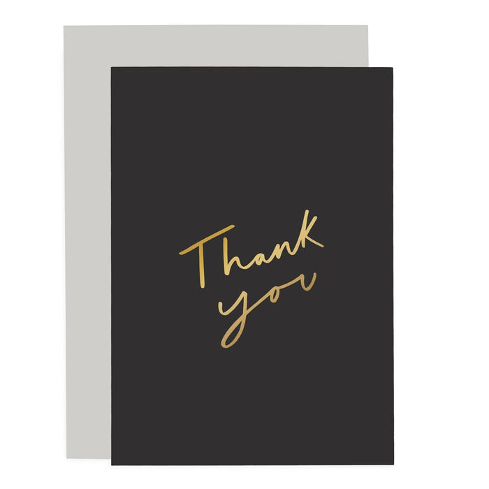 Thank you Sentiments Card