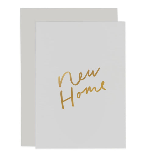 New Home Sentiments Card