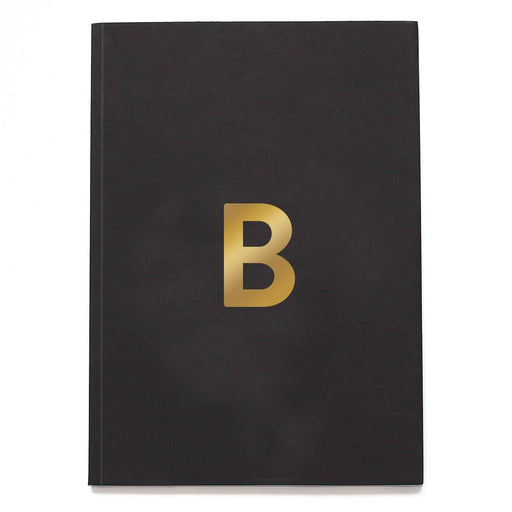 Letter Personalised Notebook