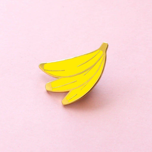 Bananas Enamel Pin