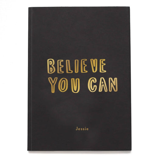 believe you can notebook