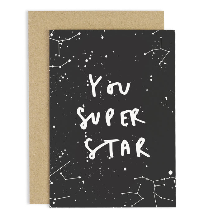 You Super Star Card