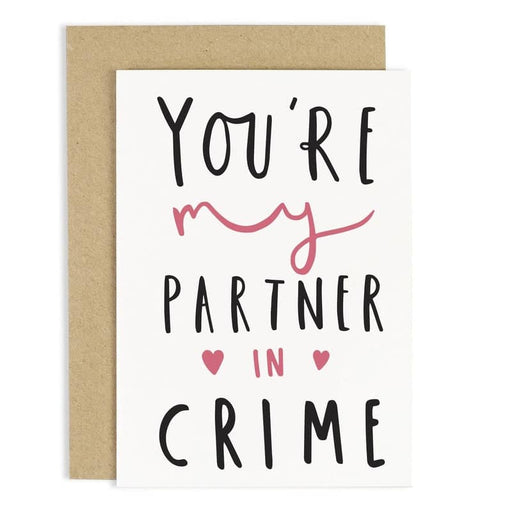 Sale items tagged product type greeting cards old english partner in crime card m4hsunfo