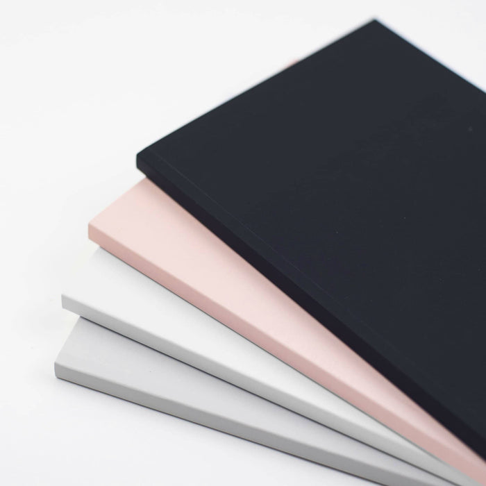 Colour Examples of Personalised Notebooks