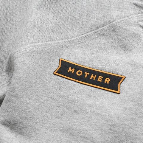 Mother Embroidered Patch